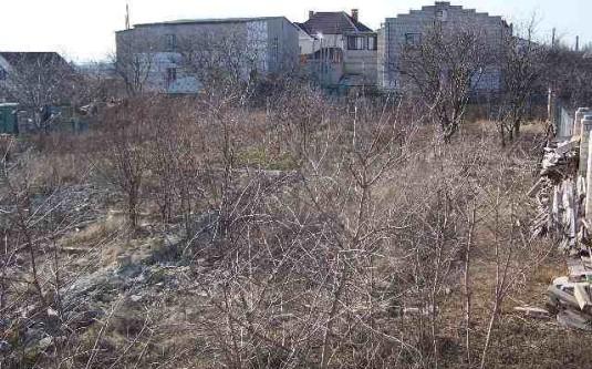 Участок (Красноселка/Радужная) - улица Красноселка/Радужная за