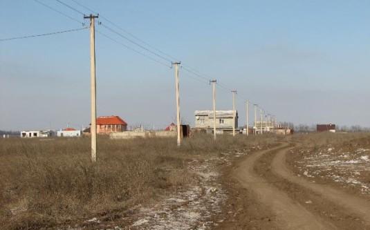 Участок (Лески/Южная/Бочарова Ген.) - улица Лески/Южная/Бочарова Ген. за