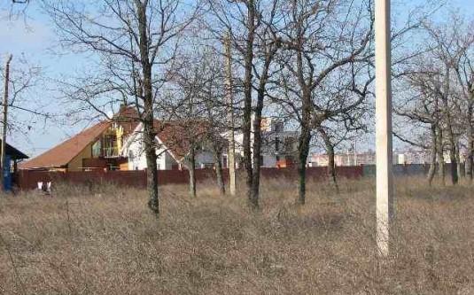Участок (Лески/Украинская/Южная) - улица Лески/Украинская/Южная за