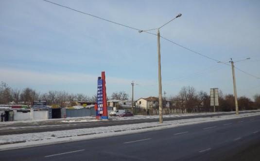 Участок (Днепровская/Кишиневская) - улица Днепровская/Кишиневская за