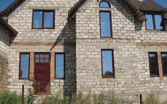 2-этажный дом (Красноселка/Черноморская/Солнечная) - улица Красноселка/Черноморская/Солнечная за