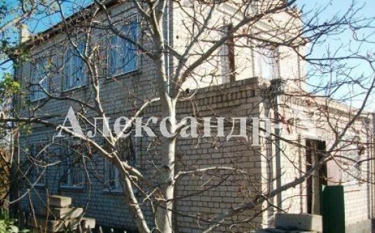 2-этажный дом (Дофиновка/Центральная/Южная Дорога/Искра) - улица Дофиновка/Центральная/Южная Дорога/Искра за