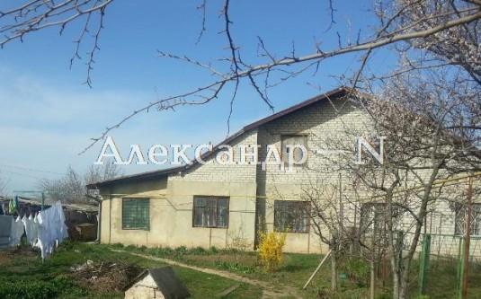 1-этажный дом (Александровка/Центральная) - улица Александровка/Центральная за