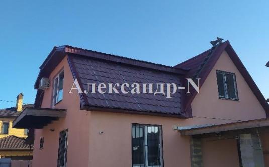 2-этажный дом (Лески/Паустовского) - улица Лески/Паустовского за