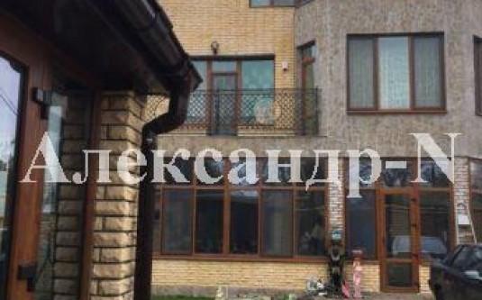 3-этажный дом (Фонтанка/Степная) - улица Фонтанка/Степная за