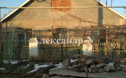 1-этажный дом (Александровка/Луговая) - улица Александровка/Луговая за