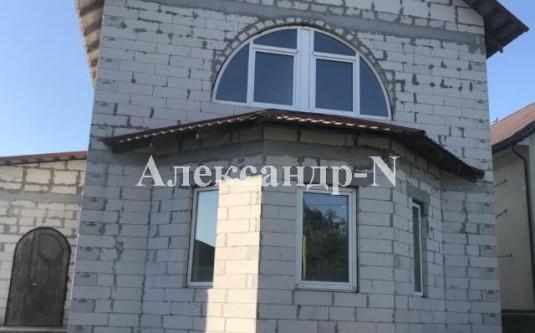2-этажный дом (Фонтанка/Западный 2-Й пер.) - улица Фонтанка/Западный 2-Й пер. за