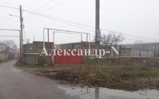 Участок (Крыжановка/Рыбачья) - улица Крыжановка/Рыбачья за