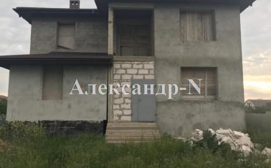 2-этажный дом (Фонтанка/Дачная) - улица Фонтанка/Дачная за