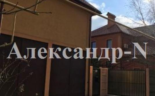 2-этажный дом (Фонтанка/Вишневая) - улица Фонтанка/Вишневая за
