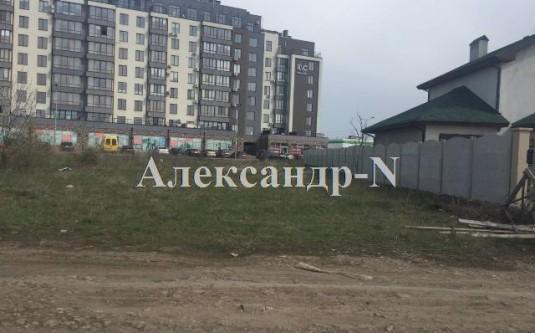 Участок (Лески/Весенняя) - улица Лески/Весенняя за