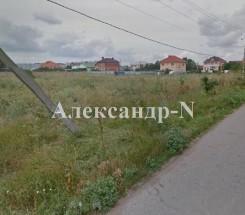 Участок (Фонтанка/Айвазовского) - улица Фонтанка/Айвазовского за 1 134 000 грн.