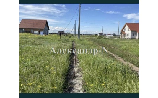 Участок (Новая Дофиновка/Мира) - улица Новая Дофиновка/Мира за