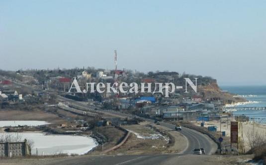 Участок (Новая Дофиновка/Красная) - улица Новая Дофиновка/Красная за