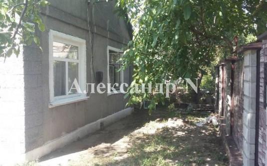 1-этажный дом (Фонтанка/Августовская) - улица Фонтанка/Августовская за