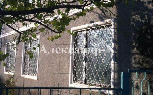 2-этажный дом (Шевченко/Линия 47-Я) - улица Шевченко/Линия 47-Я за