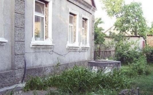 1-этажный дом (Линия 48-Я/Шевченко) - улица Линия 48-Я/Шевченко за