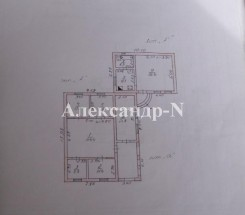 1-этажный дом (Крыжановка/Морская) - улица Крыжановка/Морская за 95 000 у.е.