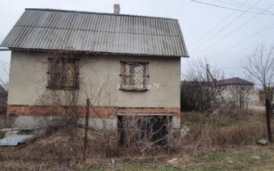 2-этажный дом (Нерубайское/Линия 7-Я) - улица Нерубайское/Линия 7-Я за