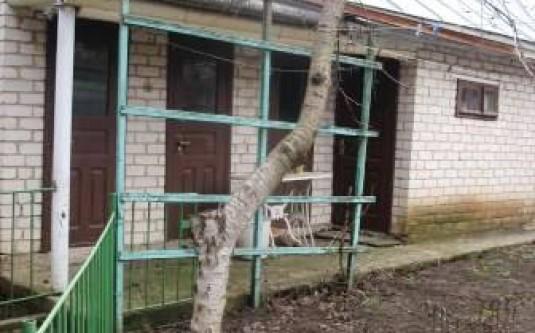3-этажный дом (Нерубайское/Степовая) - улица Нерубайское/Степовая за