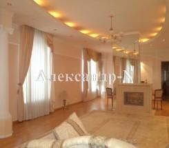 6-комнатная квартира (Екатерининская Пл./Приморский бул.) - улица Екатерининская Пл./Приморский бул. за 475 000 у.е.