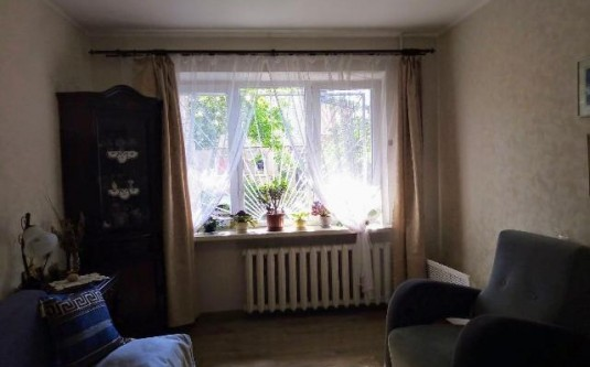 1-комнатная квартира (Кропивницкого/Багрицкого) - улица Кропивницкого/Багрицкого за