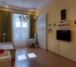 5-комнатная квартира (Коблевская/Торговая) - улица Коблевская/Торговая за 3 444 000 грн.