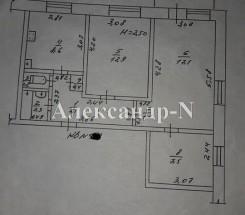 3-комнатная квартира (Филатова Ак./Рабина Ицхака) - улица Филатова Ак./Рабина Ицхака за 972 000 грн.