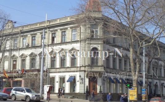 2-комнатная квартира (Пушкинская/Бунина) - улица Пушкинская/Бунина за