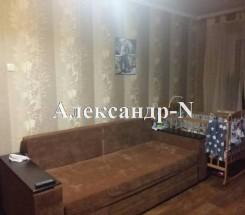1-комнатная квартира (Космонавтов/Петрова Ген.) - улица Космонавтов/Петрова Ген. за 810 000 грн.