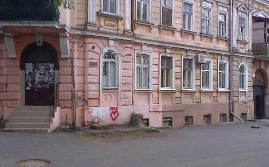 1-комнатная квартира (Ленинградская/Серова) - улица Ленинградская/Серова за