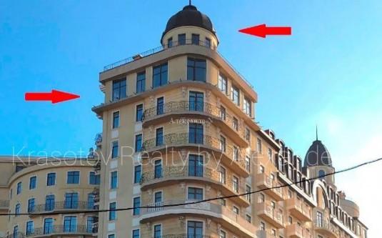 3-комнатная квартира (Военный Сп./Гаванная) - улица Военный Сп./Гаванная за