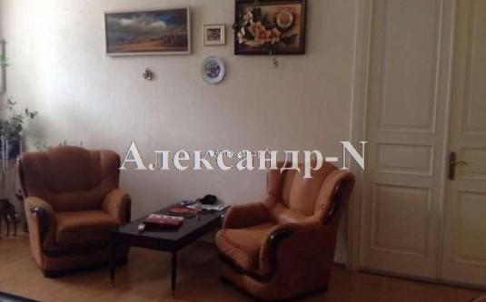 3-комнатная квартира (Дерибасовская/Ришельевская) - улица Дерибасовская/Ришельевская за