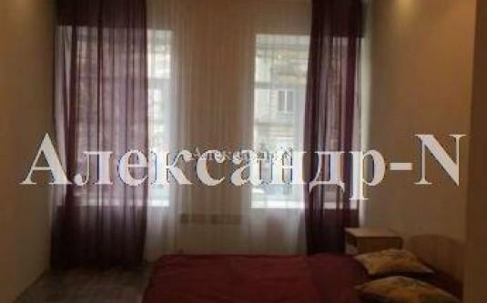 1-комнатная квартира (Пушкинская/Базарная) - улица Пушкинская/Базарная за