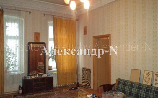 3-комнатная квартира (Жуковского/Преображенская) - улица Жуковского/Преображенская за