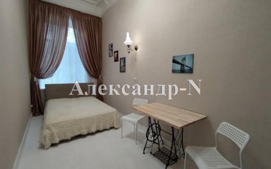 2-комнатная квартира (Коблевская/Дворянская) - улица Коблевская/Дворянская за