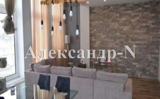 2-комнатная квартира (Греческая/Пушкинская) - улица Греческая/Пушкинская за