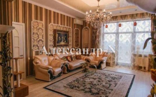 3-комнатная квартира (Генуэзская/Гагаринское Плато/Арк-Палас) - улица Генуэзская/Гагаринское Плато/Арк-Палас за