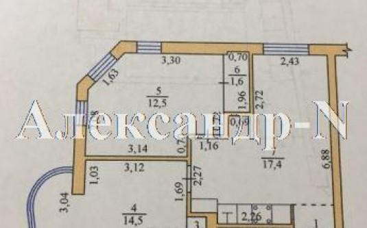 3-комнатная квартира (Вильямса Ак./Люстдорфская дор.) - улица Вильямса Ак./Люстдорфская дор. за