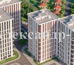 1-комнатная квартира (Гагаринское Плато/Генуэзская) - улица Гагаринское Плато/Генуэзская за 1 566 000 грн.