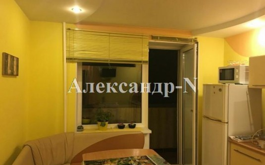 1-комнатная квартира (Педагогическая/Педагогический пер.) - улица Педагогическая/Педагогический пер. за