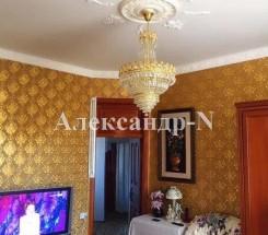 4-комнатная квартира (Успенская/Утесова) - улица Успенская/Утесова за 1 960 000 грн.