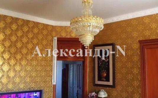 4-комнатная квартира (Успенская/Утесова) - улица Успенская/Утесова за