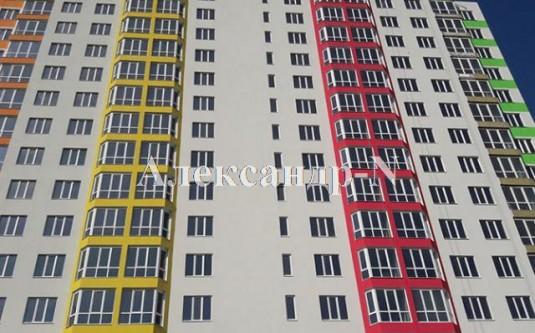 1-комнатная квартира (Вильямса Ак./Жукова Марш. пр./Акварель) - улица Вильямса Ак./Жукова Марш. пр./Акварель за
