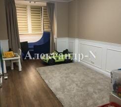 3-комнатная квартира (Бреуса/Рекордная) - улица Бреуса/Рекордная за 2 576 000 грн.
