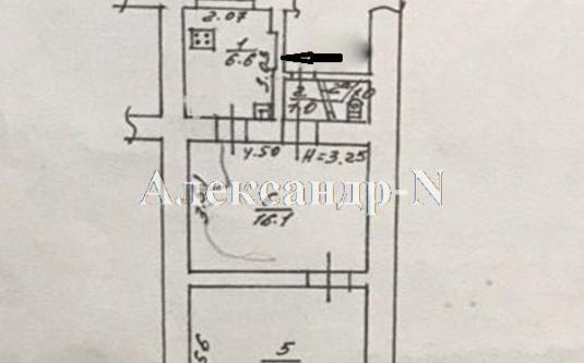 2-комнатная квартира (Базарная/Канатная) - улица Базарная/Канатная за
