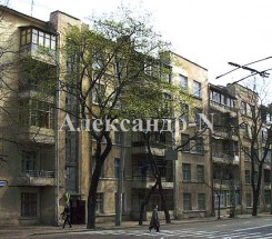 2-комнатная квартира (Пироговская/Французский бул.) - улица Пироговская/Французский бул. за 1 701 000 грн.