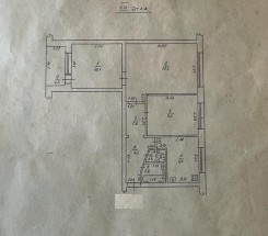 3-комнатная квартира (Мачтовая/Адмиральский пр.) - улица Мачтовая/Адмиральский пр. за 1 400 000 грн.
