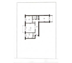 3-комнатная квартира (Люстдорфская дор./Шишкина) - улица Люстдорфская дор./Шишкина за 1 708 000 грн.