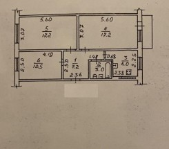 3-комнатная квартира (Малиновского Марш./Космонавтов) - улица Малиновского Марш./Космонавтов за 924 000 грн.